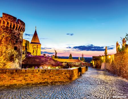 Budapest et les Portes de Fer