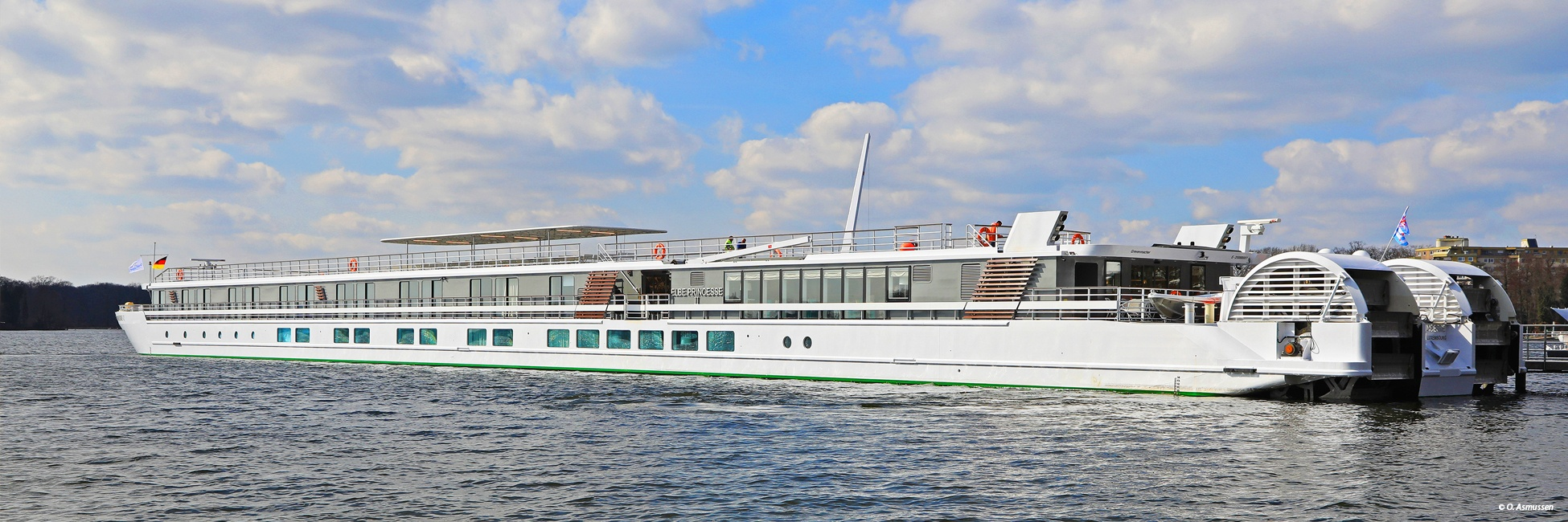 MS Elbe Princesse II à Berlin