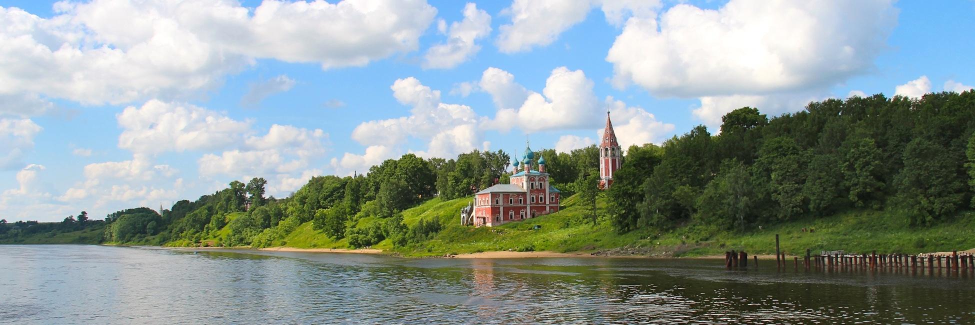 Eglise du prophète elie à Yaroslavl en Russie