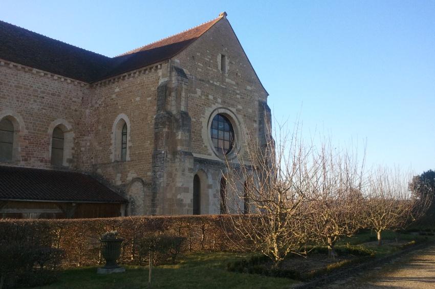 Fontmorigny abbey