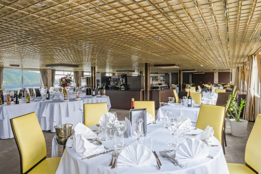 Restaurant du navire