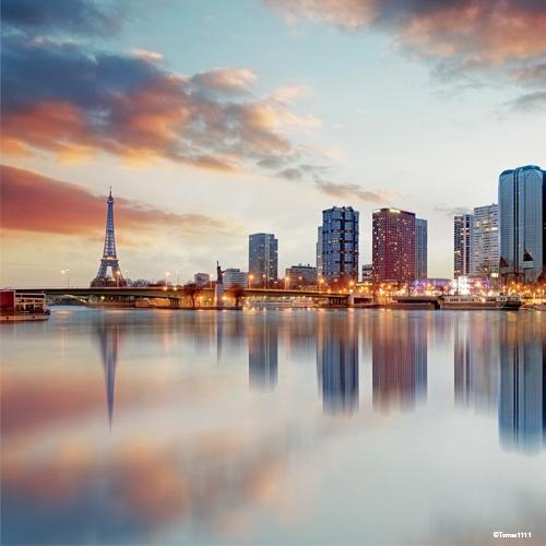 Week-end spectacle sur la Seine