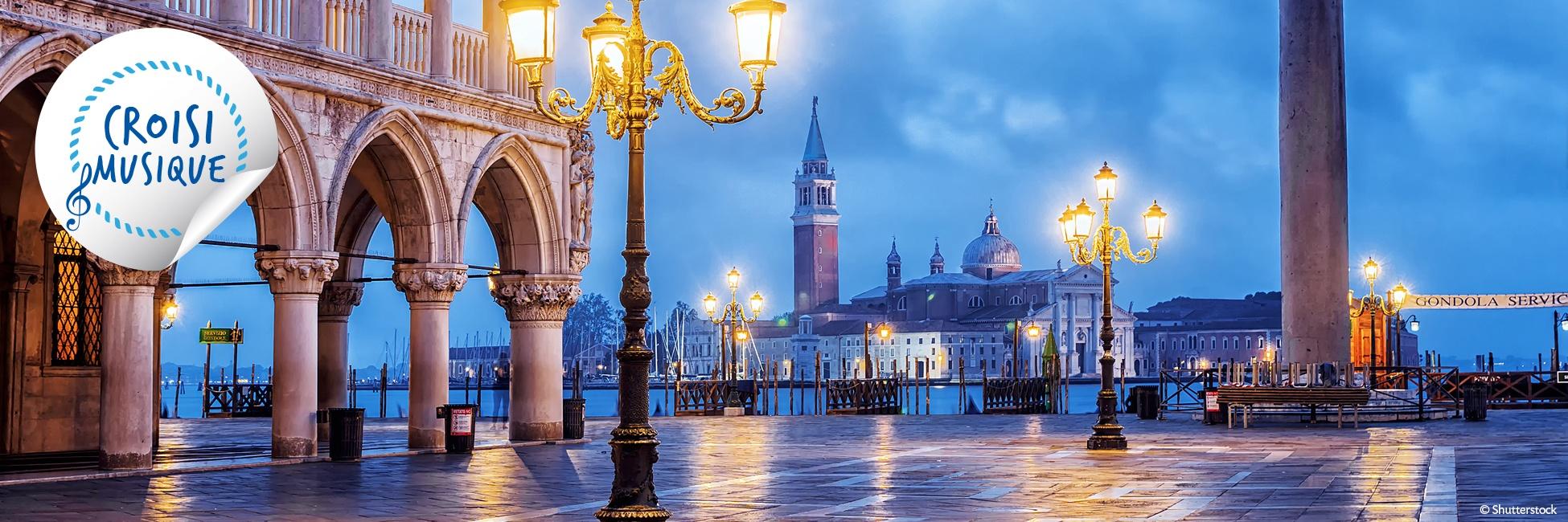Venise au coeur du bel canto formule port port croisieurope - Hotel venise port croisiere ...