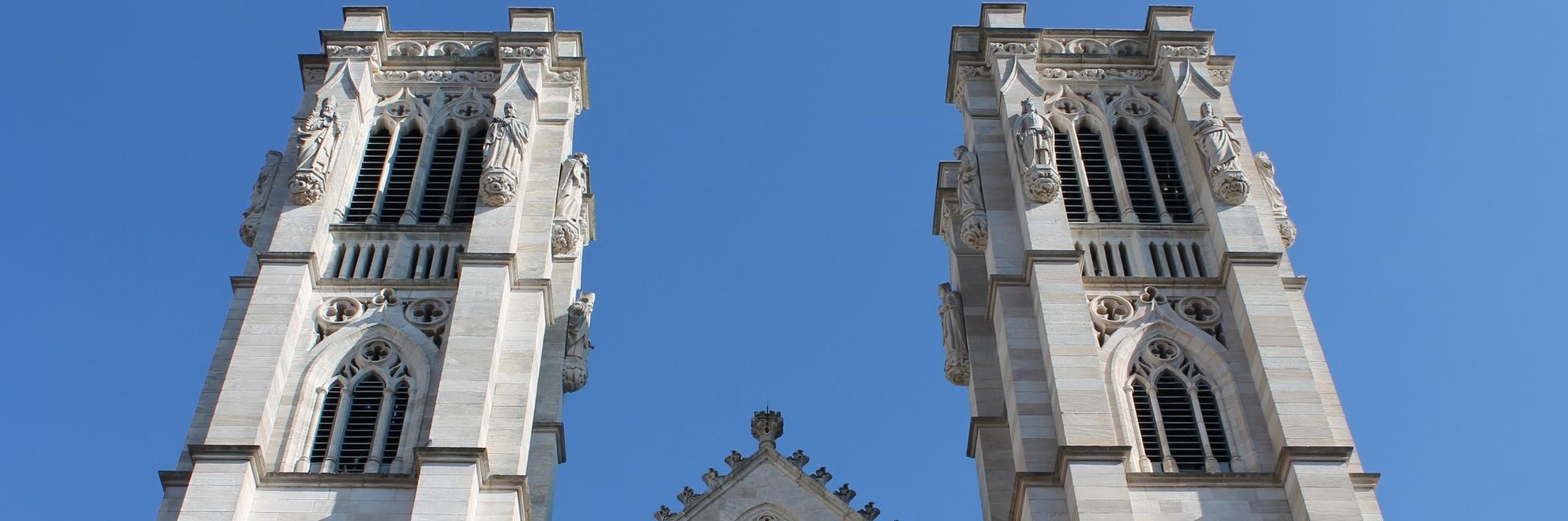 Cathédrale Sainte Vincent de Chalon-sur-Saône