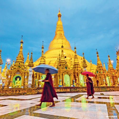 Yangon, Birmanie