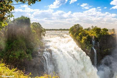 Afrique du Sud - Botswana - Namibie - Zimbabwe - Circuit Croisière L'Afrique Australe: Expérience Inédite aux Confins du Monde avec pré-programme au Cap de Bonne Espérance