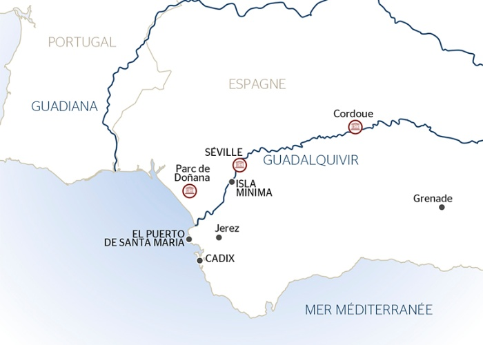 Croisière L'Andalousie : Traditions, gastronomie et flamenco - 9