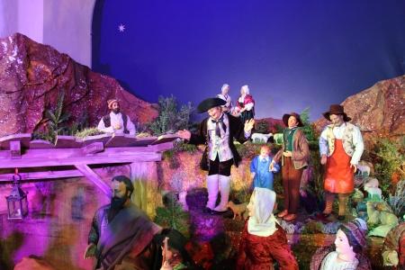 Christmas traditions and santons of Provence
