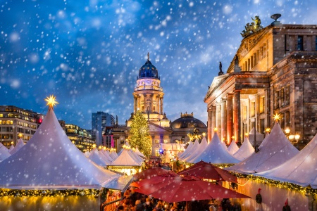 Christmas Escapade in Berlin and Potsdam (port-to-port cruise)