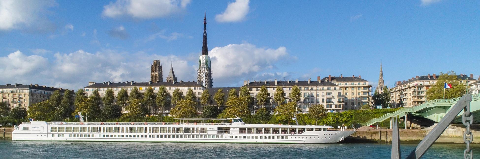 Le MS Renoir sur la Seine
