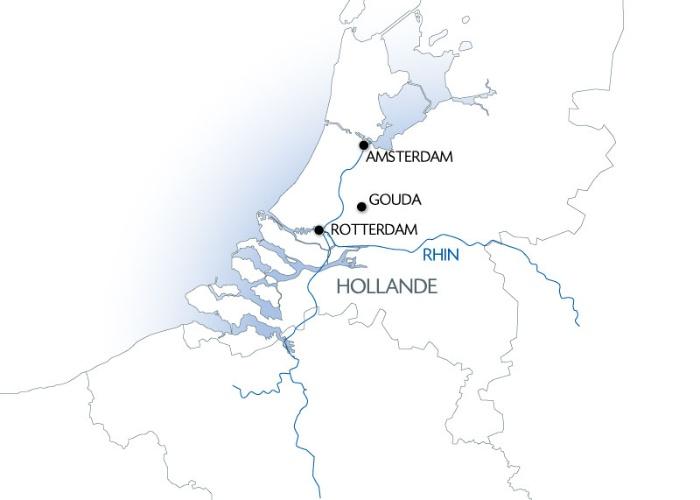 Croisière La Hollande authentique (formule port/port) - 6