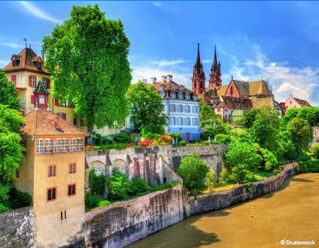 De Bâle à Amsterdam: les trésors d'un fleuve mythique, le Rhin (formule port/port) - 1