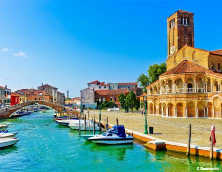 Les trésors de Venise (formule port/port) - 1