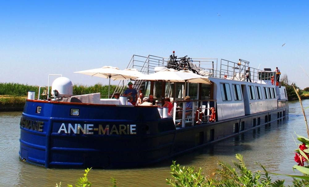 Péniche Anne-Marie