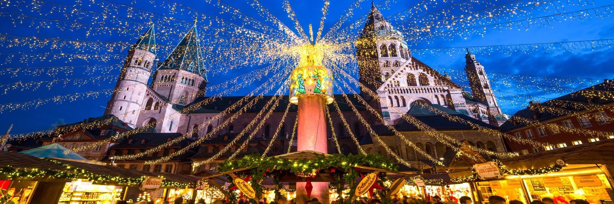 Marchés de Noël de Mayence