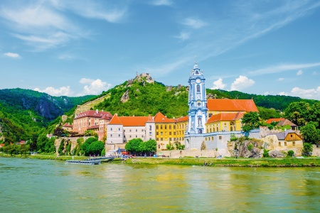 Hiking cruises in the former Austro-Hungarian Empire (port-to-port cruise)