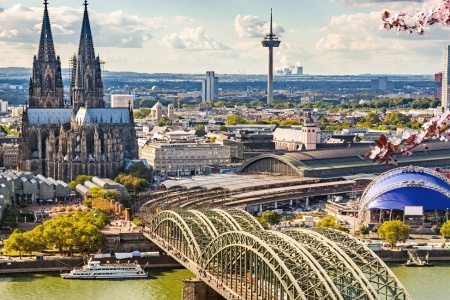 Trans-European cruise: From Amsterdam to Budapest (port-to-port cruise)