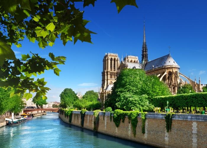 Paris insolite (formule port/port)