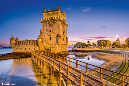 Lisbonne, Porto et la vallée du Douro (formule port/port)