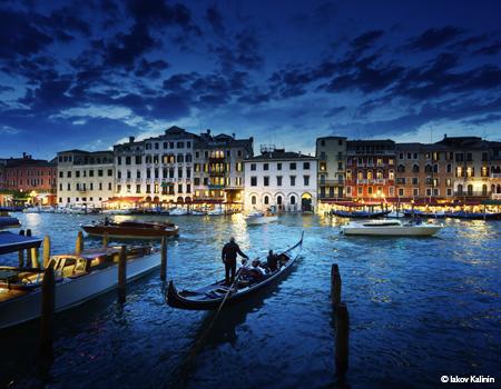 Noël dans la lagune de Venise (formule port/port)