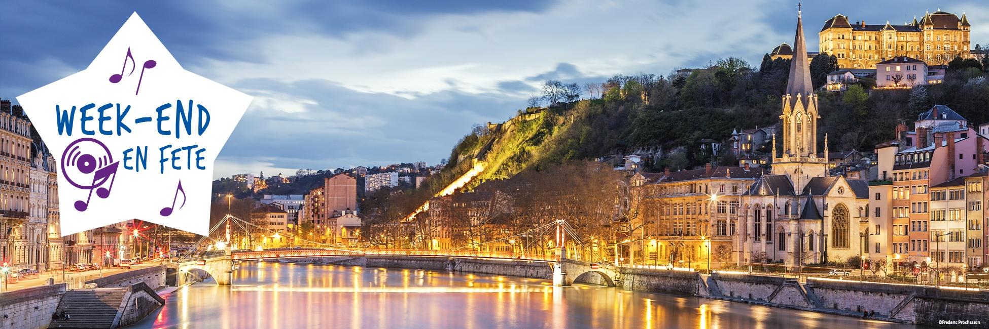 Week-end en fête sur le Rhône