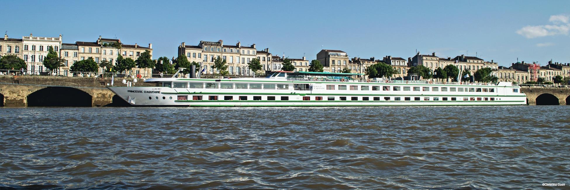 MS Princesse d'Aquitaine, navire 4 ancres