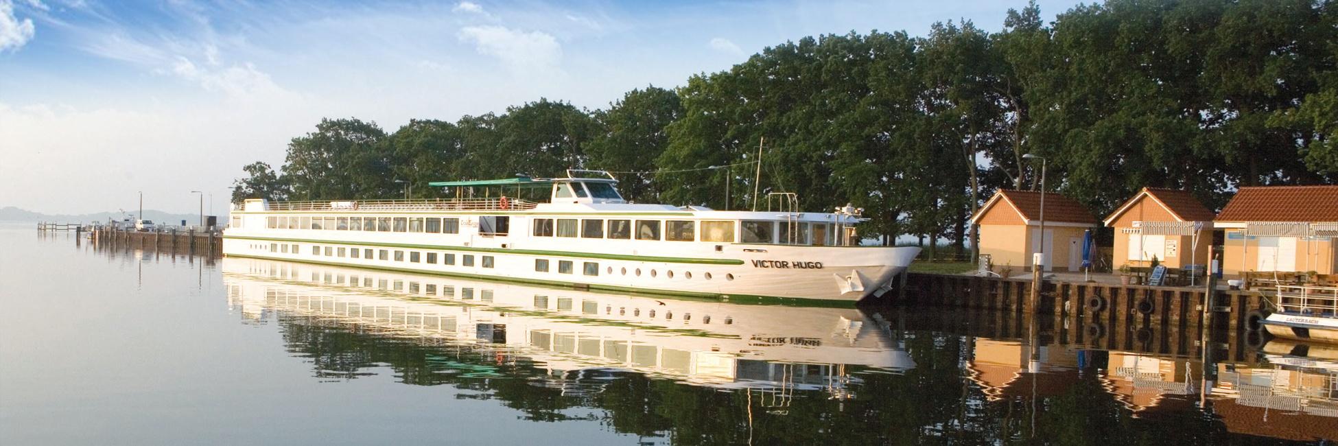 MS Victor Hugo, navire 4 ancres