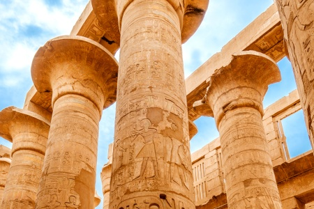 The Remarkable Red Sea and the Dazzling Mediterranean via the Suez Canal Egypt-Cyprus (port-to-port cruise)