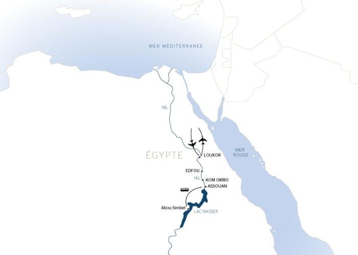 Croisière sur le Nil : sur la Terre des Pharaons - 10