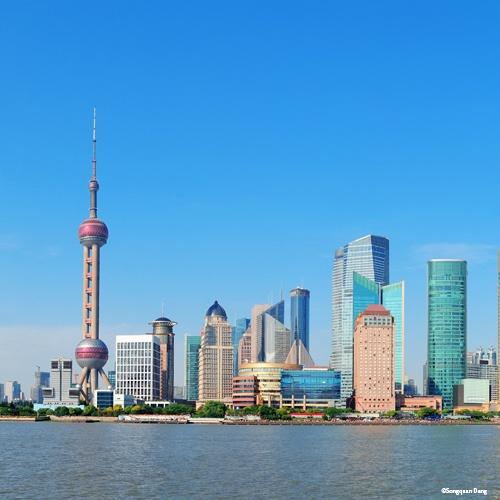 Shangaï, Chine