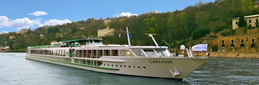 MS Camargue en navigation