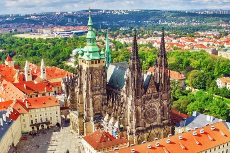 Prague, Dresden, and the Castles of Bohemia: A Spectacular Cruise on the Elbe and Vltava Rivers