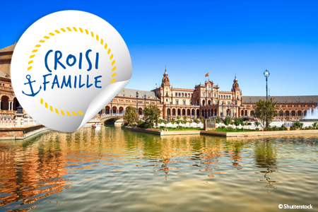 Croisière famille - L'Andalousie - Traditions, gastronomie et flamenco - 1