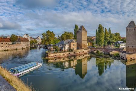Croisière 2 fleuves, le romantisme du Rhin et de la Moselle (formule port/port)