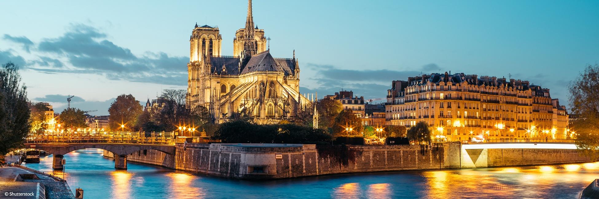 Réveillon prestigieux Paris en habits de fête (formule