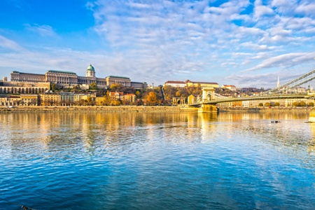 TRANS-EUROPEAN CRUISE FROM BUDAPEST TO STRASBOURG (PORT-TO-PORT CRUISE)