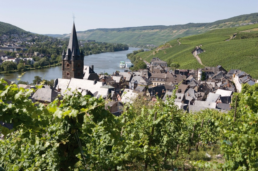 Moselle Wine Museum And Tasting In Bernkastel Kues