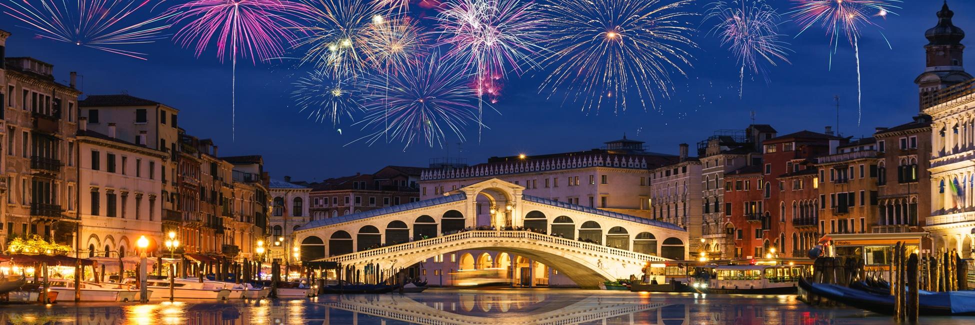 Venise et sa lagune pour le réveillon du Nouvel An