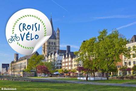 Le Rhin à vélo D'Amsterdam à Bâle - voyage  - sejour