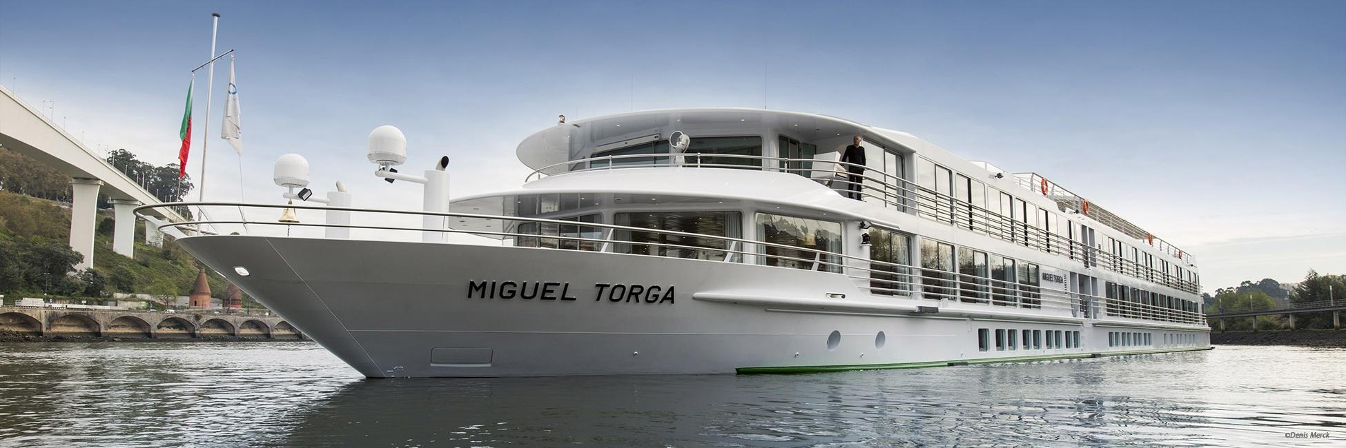 MS Miguel Torga, bateau 5 ancres