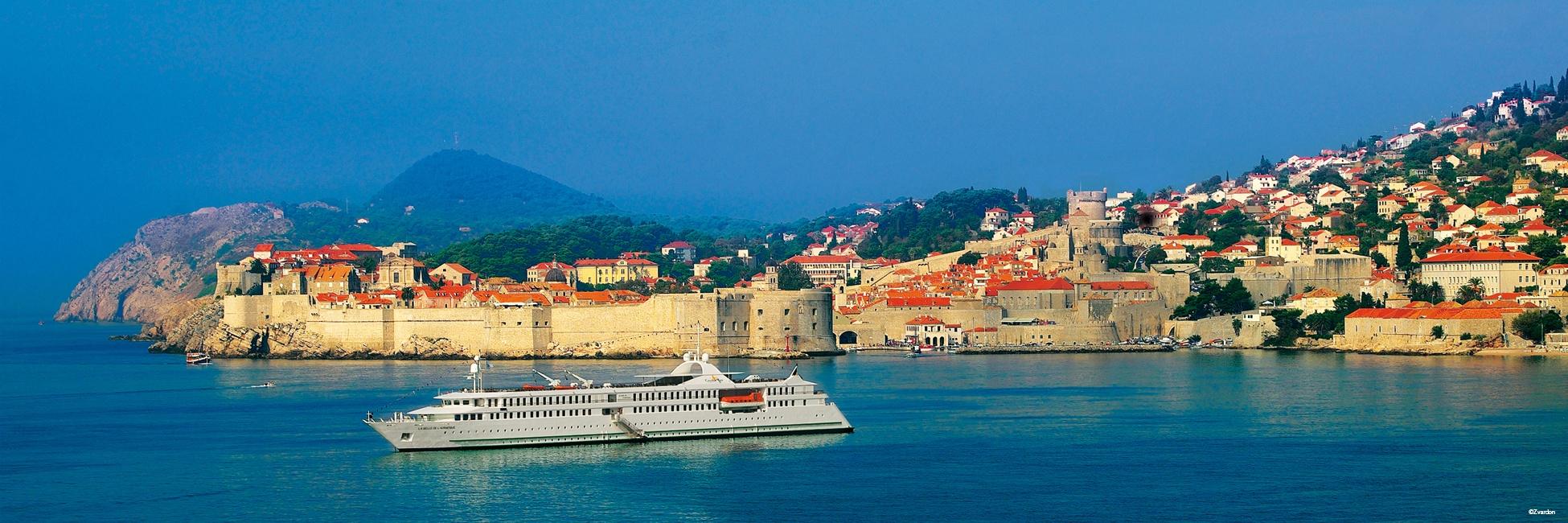 La Belle de l'Adriatique à Dubrovnik