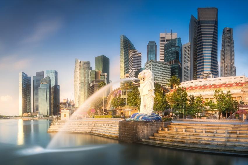 Vitesse libre datant de Singapour