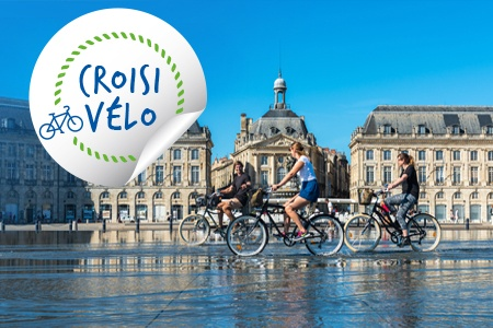 La Gironde à vélo (formule port/port)