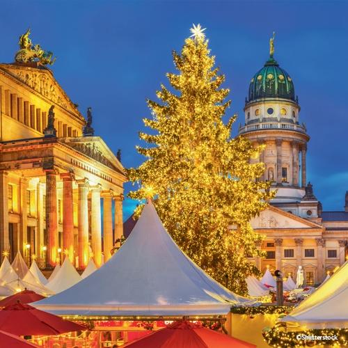 Marché de Noël de Berlin