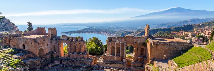 Taormine, Sicile