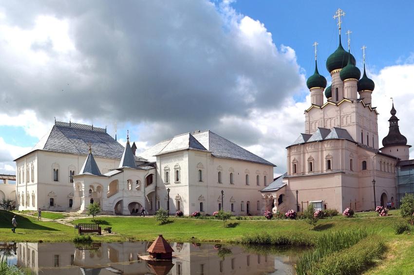 Rostov en Russie