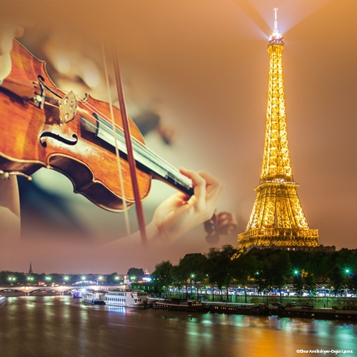 Croisières musicales sur la Seine
