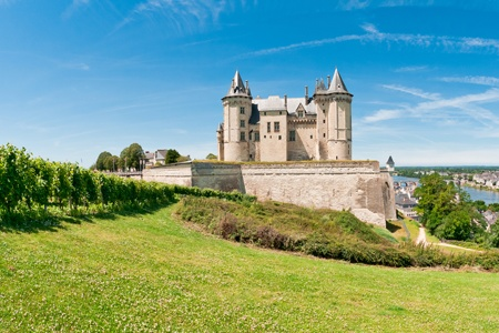 THE ROYAL LOIRE RIVER (PORT-TO-PORT CRUISE)