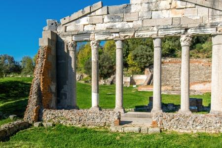 Apollonia, Albanie