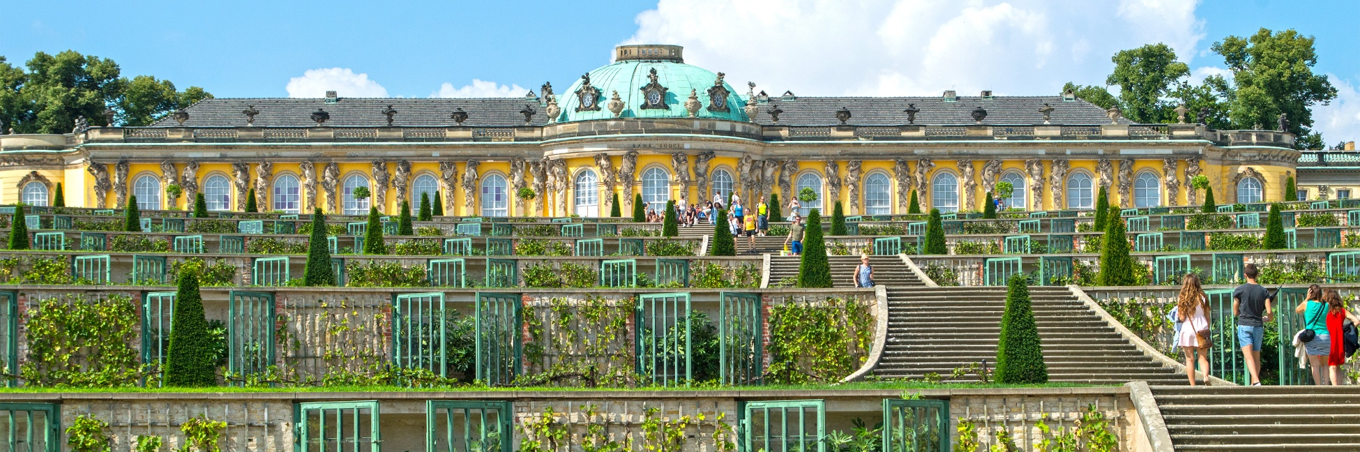panoramic tour of potsdam and visit of the sanssouci gardens croisieurope cruises. Black Bedroom Furniture Sets. Home Design Ideas